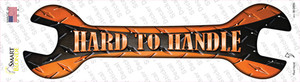 Hard To Handle Wholesale Novelty Wrench Sticker Decal