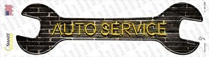Auto Service Wholesale Novelty Wrench Sticker Decal