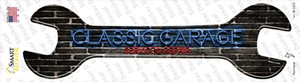 Classic Garage Wholesale Novelty Wrench Sticker Decal
