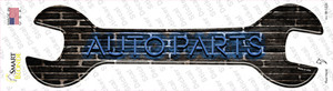 Auto Parts Wholesale Novelty Wrench Sticker Decal