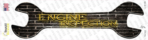 Engine Inspection Wholesale Novelty Wrench Sticker Decal
