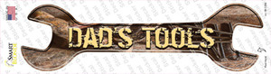 Dads Tools Wholesale Novelty Wrench Sticker Decal