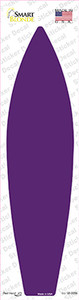 Purple Solid Wholesale Novelty Surfboard Sticker Decal