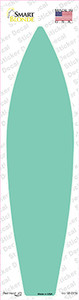 Mint Solid Wholesale Novelty Surfboard Sticker Decal