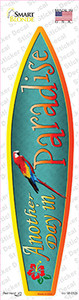 Another Day In Paradise Parrot Wholesale Novelty Surfboard Sticker Decal
