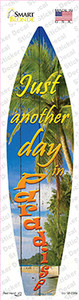 Day In Paradise Wholesale Novelty Surfboard Sticker Decal