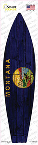 Montana State Flag Wholesale Novelty Surfboard Sticker Decal