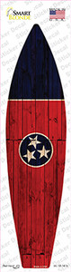 Tennessee State Flag Wholesale Novelty Surfboard Sticker Decal