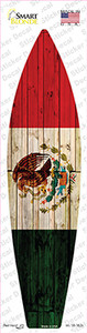 Mexico Flag Wholesale Novelty Surfboard Sticker Decal
