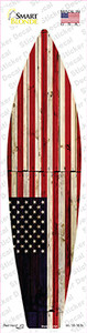 American Flag Wholesale Novelty Surfboard Sticker Decal