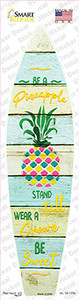 Be A Pineapple Wholesale Novelty Surfboard Sticker Decal