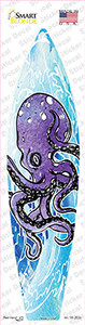 Octopus on a Wave Wholesale Novelty Surfboard Sticker Decal