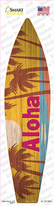 Aloha Sunset Wholesale Novelty Surfboard Sticker Decal