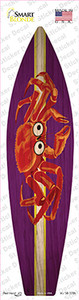 Crab Wholesale Novelty Surfboard Sticker Decal