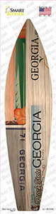 Georgia License Plate Wholesale Novelty Surfboard Sticker Decal