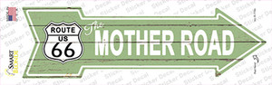 The Mother Road Wholesale Novelty Arrow Sticker Decal