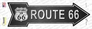 Route 66 Wholesale Novelty Arrow Sticker Decal