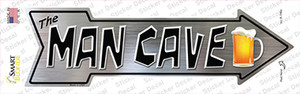 The Man Cave Wholesale Novelty Arrow Sticker Decal