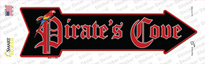 Pirates Cove Wholesale Novelty Arrow Sticker Decal