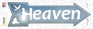 Heaven Wholesale Novelty Arrow Sticker Decal