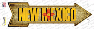 New Mexico Wholesale Novelty Arrow Sticker Decal