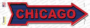 Chicago Wholesale Novelty Arrow Sticker Decal