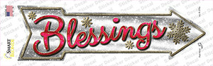 Blessings Wholesale Novelty Arrow Sticker Decal