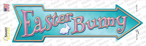 Easter Bunny Wholesale Novelty Arrow Sticker Decal