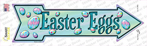 Easter Eggs Wholesale Novelty Arrow Sticker Decal