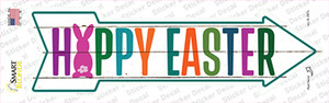 Happy Easter Wholesale Novelty Arrow Sticker Decal