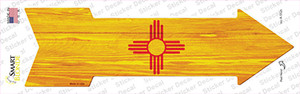 New Mexico State Flag Wholesale Novelty Arrow Sticker Decal