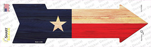 Texas State Flag Wholesale Novelty Arrow Sticker Decal