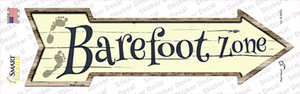 Barefoot Zone Wholesale Novelty Arrow Sticker Decal