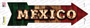 Mexico Bulb Lettering Wholesale Novelty Arrow Sticker Decal