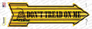 Dont Tread On Me Wholesale Novelty Arrow Sticker Decal