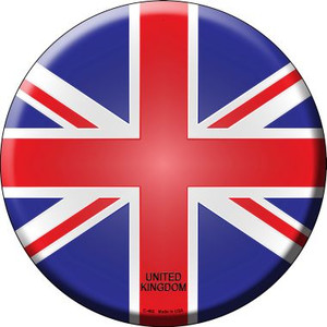 United Kingdom Country Wholesale Novelty Metal Circular Sign