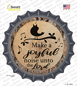 Joyful Noise Wholesale Novelty Bottle Cap Sticker Decal