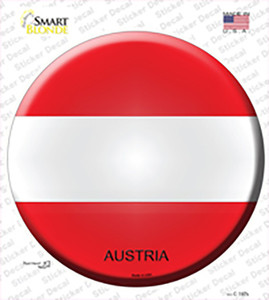 Austria Wholesale Novelty Circle Sticker Decal