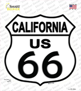 California Route 66 Wholesale Novelty Highway Shield Sticker Decal