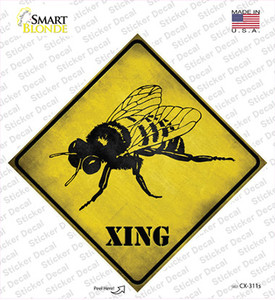 Bee Xing Wholesale Novelty Diamond Sticker Decal