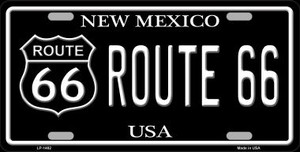 Route 66 New Mexico Wholesale Metal Novelty License Plate