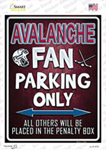 Avalanche Wholesale Novelty Rectangle Sticker Decal