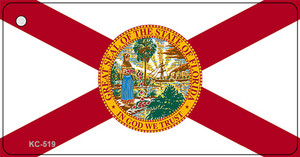 Florida State Flag Novelty Wholesale Key Chain