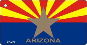 Arizona Flag Wholesale Novelty Key Chain