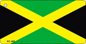 Jamaica Flag Wholesale Novelty Key Chain