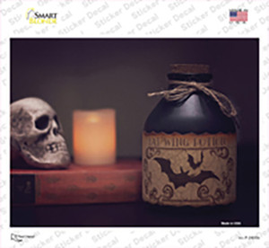 Bat Wing Potion Wholesale Novelty Rectangle Sticker Decal