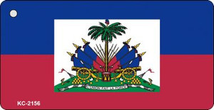 Haiti Flag Wholesale Novelty Key Chain