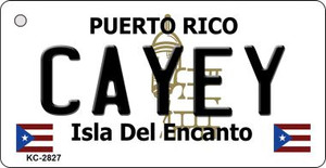 Cayey Puerto Rico Flag Wholesale Novelty Key Chain