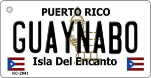 Guaynabo Puerto Rico Flag Wholesale Novelty Key Chain