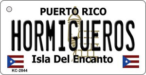 Hormigueros Puerto Rico Flag Wholesale Novelty Key Chain